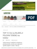 TOP 13_ Ovo su NAJBOLJI POLOVNI TERENCI...žištu! _ Lovstvo.info - Lovački portal.pdf