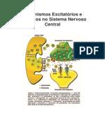 3. Mecanismos Excitatrios e Inibitrios no Sistema Nervoso Central.pdf