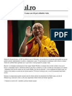 Stil de Viata Cele 16 Sfaturi Dalai Lama Schimba Viata