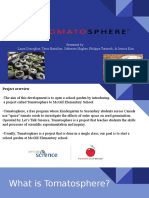 project proposal-tomato sphere