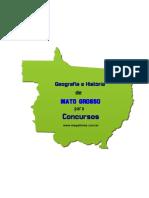 Geo e Hist Mato Grosso Resumido