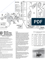 San Luis Reservoir State Recreaion Area Campground Map