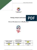 SAE Final Report V1