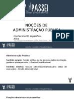 Câmara de Mogi - Administração pública - aula 01 (slide).ppt