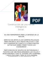 Red de Inteligencia Social