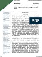 12. Quinta Etapa_ Aceptar La Cólera y El Deseo de Venganza - Como Perdonar..
