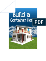 Buildacontainerhome Guide