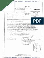 Ceglia v. Zuckerberg complaint