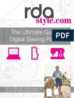 COLOR the Ultimate Guide to Digital Sewing Patterns With Included Skirt Pattern