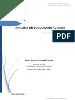 Act 4. Analisis de Solucion Al Caso (Replicas)