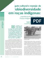 Artigo 2 Resgate Cultural e Manejo Da Agrobiodiversidade Em Roças Indígenas Experiências Kaiabi e Yudja No Parque Indígena Do Xingu. MT