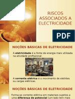 Riscos Associados a Electricidade