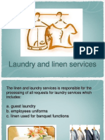 Laundry Presentation 2016