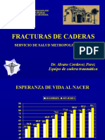 Clase Caderas