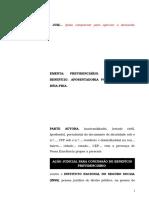 53.1- Pet. inicial - Concessão de aposentadoria por idade rural ao trabalhador que desenvolve atividade na qualidade de boia-fria.doc