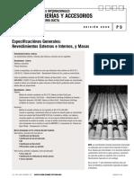 Ductile Iron FPF SPN Metric BRO-089sm 9