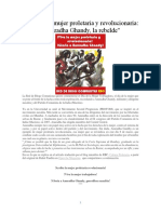 Anuradha Ghandy, la rebelde