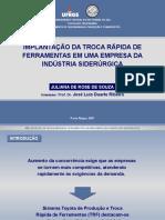 TD2 Juliana de Souza