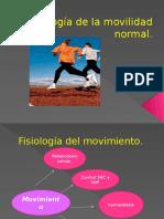 3.- Fisiología de La Movilidad Normal