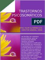 TRASTORNOS PSICOSOMÁTICOS