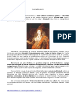 HISTÓRIA - Absolutismo Inglês - Teoria e Exercícios