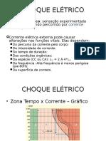 CHOQUE ELETRICO