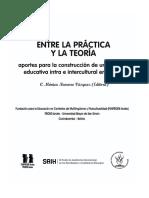 Entre La Teoria y La Practica Aportes Pa