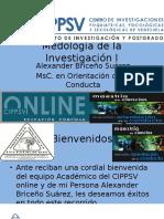 Medologia de La Investigación I