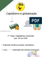 Capitalismo e Revoluções Industriais