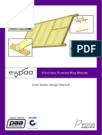 Ewpaa Structural Plywood Wall Bracing