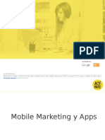 Mobile Marketing y Apps