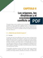 2. Los orígenes, las dinámicas y el crecimiento del conflicto armado. Basta ya.pdf