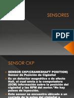 CKP - Temperatura - Velocidad VSS