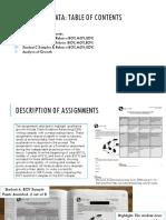dag evidence qualitative