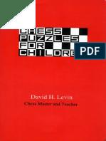 Problemas de Ajedrez para niños.pdf