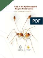 Introducción a Los Hymenoptera de La Región Neotropical - F. Fernández & M. J. Sharkey 2006