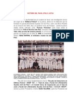 Historia Del Taiho Jitsu o Jutsu Peru
