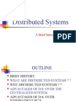 Distributed Systems REPORT