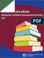 Manual APA 6ta