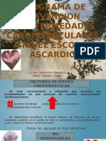 Taller Factores de Riesgo Cardiovascular (Escuelas)2