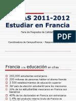 12a Becas Francia