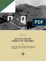 Lúcio Costa Em Ouro Preto_Volume I
