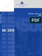 ECB Monthly Bulletin -- JUNE 2010