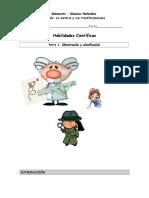 Habilidades científicas segundo año basico.doc