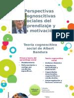 Capítulo 10 Perspectivas Cognoscitivas Sociales Del Aprendizaje y La Motivación