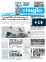 Edición Impresa Elsiglo 20-03-2017