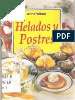 Wilson, Anne - Helados y Postres