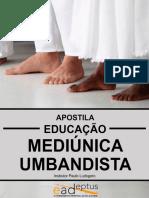 Apostila Educação Mediúnica EADeptus