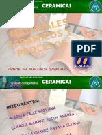 CERAMICAS PRESENTACION
