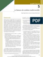 Conceptos Basicos de Analisis Multivariable